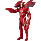 Hasbro Marvel Avengers Mission Tech Iron Man Figure