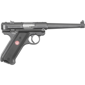 Ruger Mark IV Standard 22 LR 6 in. Barrel 10 Rnd 2 Mag Pistol Blued