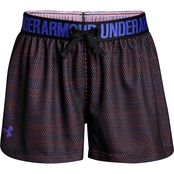 Under Armour Girls Play Up Novelty Shorts