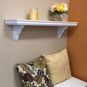 InPlace Classic Bracket 36 In. Shelf
