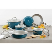 Ayesha Curry Aluminum 12 Pc. Cookware Set