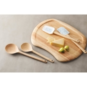 Ayesha Curry 20x14 in. Parawood Cutting Board