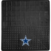 Fan Mats NFL Dallas Cowboys 31 x 31 In. Vinyl Cargo Mat