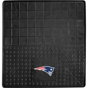 Fan Mats NFL New England Patriots 31 x 31 In. Vinyl Cargo Mat