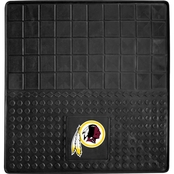 Fan Mats NFL Washington Redskins 31 x 31 In. Vinyl Cargo Mat