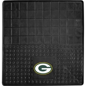 Fan Mats NFL Green Bay Packers 31 x 31 In. Vinyl Cargo Mat