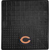 Fan Mats NFL Chicago Bears 31 x 31 In. Vinyl Cargo Mat