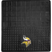 Fan Mats NFL Minnesota Vikings 31 x 31 In. Vinyl Cargo Mat
