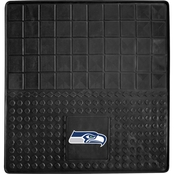 Fan Mats NFL Seattle Seahawks 31 x 31 In. Vinyl Cargo Mat