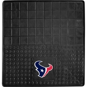 Fan Mats NFL Houston Texans 31 x 31 In. Vinyl Cargo Mat