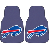 Fan Mats NFL Buffalo Bills Carpeted Car Mat