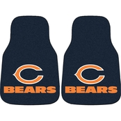Fan Mats NFL Chicago Bears Carpeted Car Mat