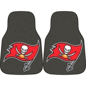 Fan Mats NFL Tampa Bay Buccaneers Carpeted Car Mat
