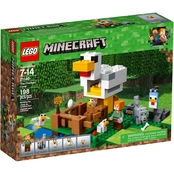 LEGO Minecraft The Chicken Coop