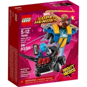 LEGO Marvel Super Heroes Mighty Micros: Star Lord vs. Nebula