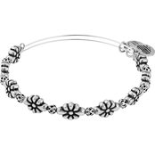 Alex and Ani Blossom Beaded Bangle Bracelet