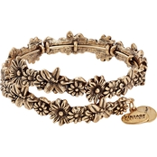 Alex and Ani Flora Wrap Bracelet