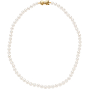 Blue Lagoon by Mikimoto 14K Yellow Gold 6-6.5mm Akoya Culture Pearl 18 in. Necklace