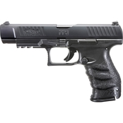 Walther PPQ M2 9MM 5 in. Barrel 15 Rds 2-Mags Pistol Black