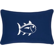Southern Tide Sullivan Stripe Skipjack Twill Decorative Pillow
