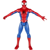 Marvel Titan Hero Series 12 in. Spider-Man Action Figure
