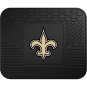 Fan Mats NFL New Orleans Saints Utility Mat
