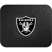 Fan Mats NFL Oakland Raiders Utility Mat