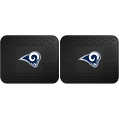 Fan Mats NFL Los Angeles Rams Utility Mat