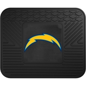 Fan Mats NFL Los Angeles Chargers Utility Mat
