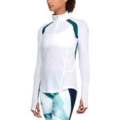 Under Armour Women's Swyft Half Zip Top