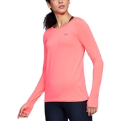 Under Armour HeatGear Armour Crew Neck Tee