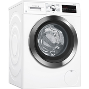 Bosch 800 Series 2.2 Cu. Ft. Front Loading 24 In. Compact Washer