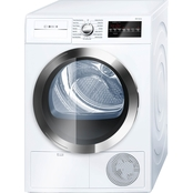 Bosch 800 Series 4.0 Cu. Ft. Compact Electric Dryer
