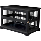 Zoovilla Slide Aside Crate and Table, Medium