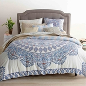 Martha Stewart Collection Whim Mandala Comforter Set