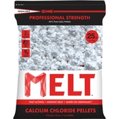 Snow Joe MELT Resealable Bag Calcium Chloride Pellets Pro Strength Ice Melter