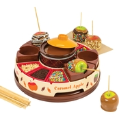 Nostalgia Electrics Chocolate and Caramel Apple Party