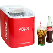 Nostalgia Electrics Coca-Cola Automatic Ice Cube Maker
