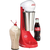 Nostalgia Electrics Coca-Cola Limited Edition 2 Speed Milkshake Maker