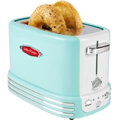 Nostalgia Electrics Retro Series 2 Slice Bagel Toaster