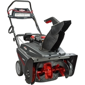 Briggs & Stratton 22 in. 250cc Single Stage Gas Snowthrower with Auger & Headlight