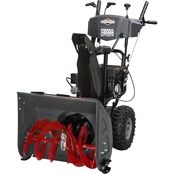 Briggs & Stratton 24 in. 208cc Dual Stage Gas Snowthrower with LED Headlight