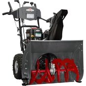 Briggs & Stratton 27 in. 250cc Dual Stage Gas Snowthrower with LED Headlight