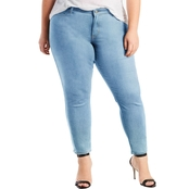 Levi's Plus Size 711 Skinny Ankle Jeans