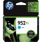 HP 952XL High Yield Original Cyan Ink Cartridge