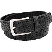 Florsheim Woven Leather Belt