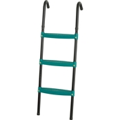 UpperBounce Foldable 40 In. 3 Step Trampoline Ladder