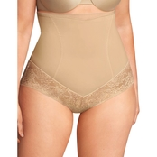 Maidenform Shapewear Curvy Firm High-Waist Shaping Brief