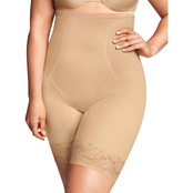 Maidenform Shapewear Curvy Firm High-Waist Thigh Slimmer