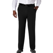 Haggar Big and Tall Cool 18 Pro Classic Fit Pants